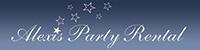 Alexis Party Rental