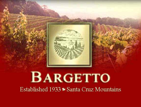 Bargetto Vineyard - Wineries Capitola CA