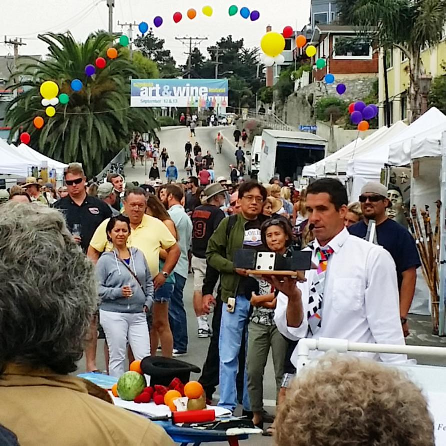 capitola art and wine festival 4 - Capitola, CA