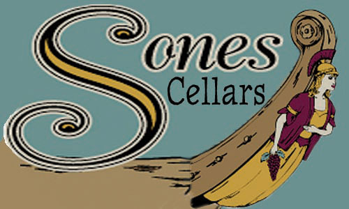 Sones Cellars logo - Wineries Capitola CA
