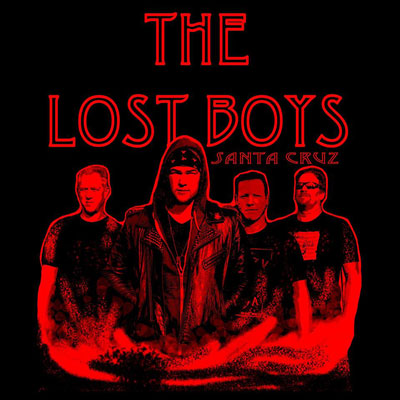 The Lost Boys featuring James Durbin