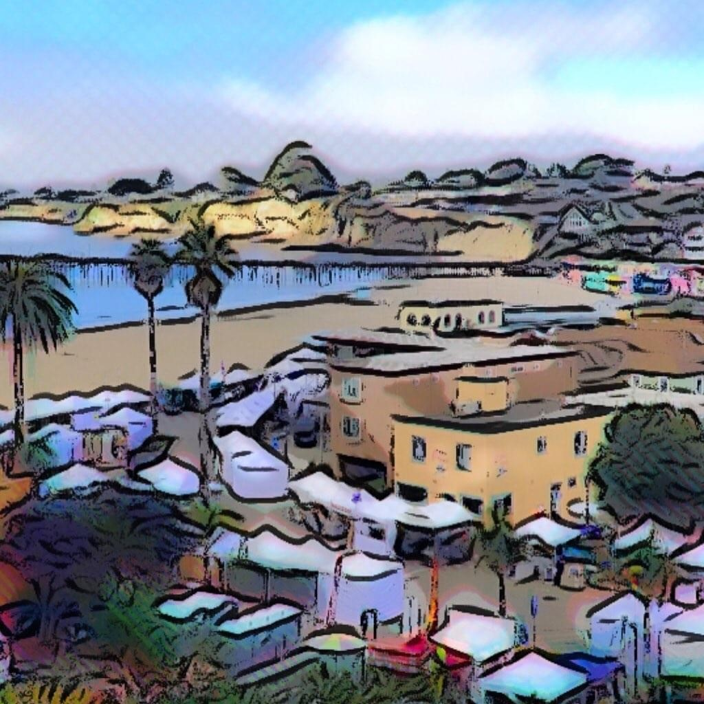 Entertainment Capitola Art and Wine - Artists Capitola CA